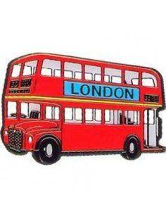 236x314 Fridge Magnet. London.
