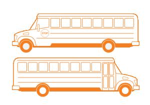 300x210 School Bus Clip Art Download
