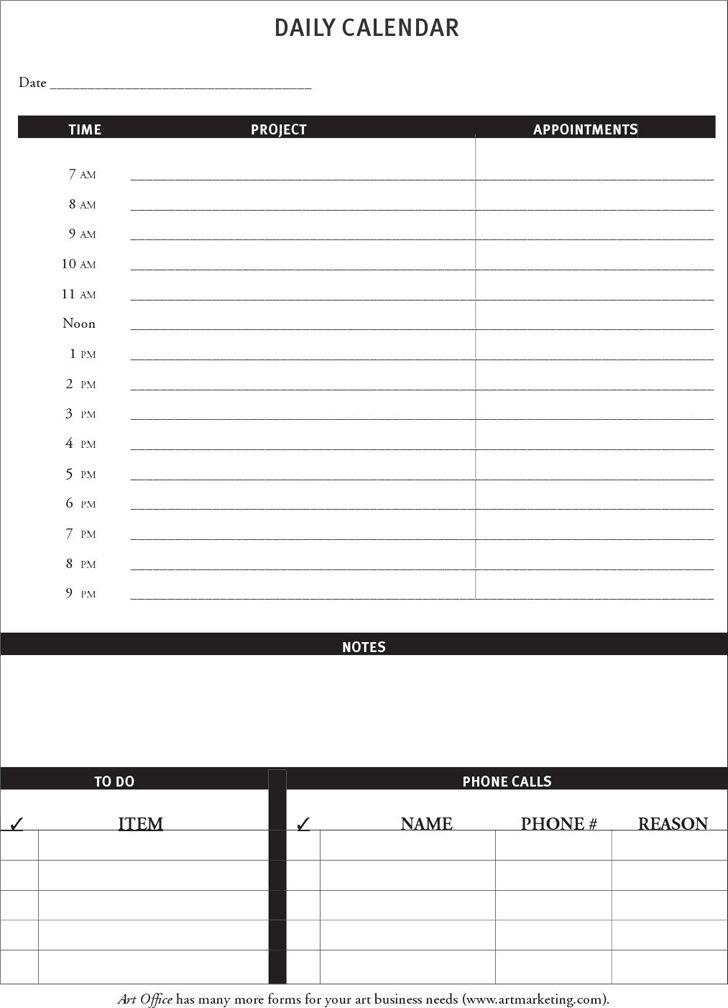 728x1008 Best Daily Calendar Template Ideas Daily