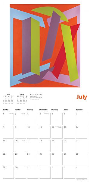 299x600 Royal Academy Of Arts Wall Calendar 2018 (Art Calendar)