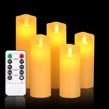 225x225 Flameless Flickering Candles Ebay