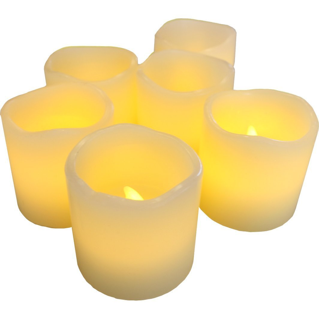 1064x1064 Artificial Candle Clipart
