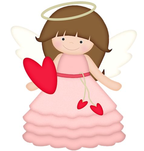 Pictures Of Cartoon Angels