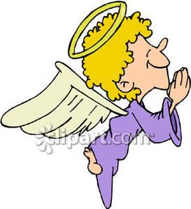 273x300 Angel Praying