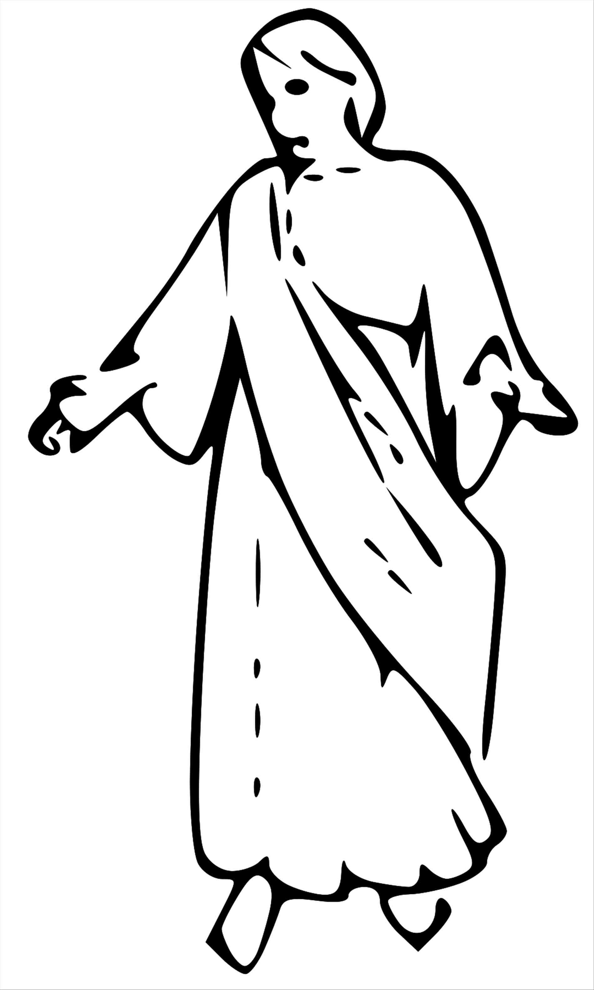 1899x3166 Christmas Angels Clipart Line Drawing Clip Art Cartoon Pictures