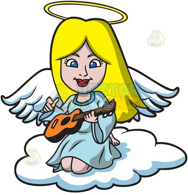 386x400 Angel Wings Clipart