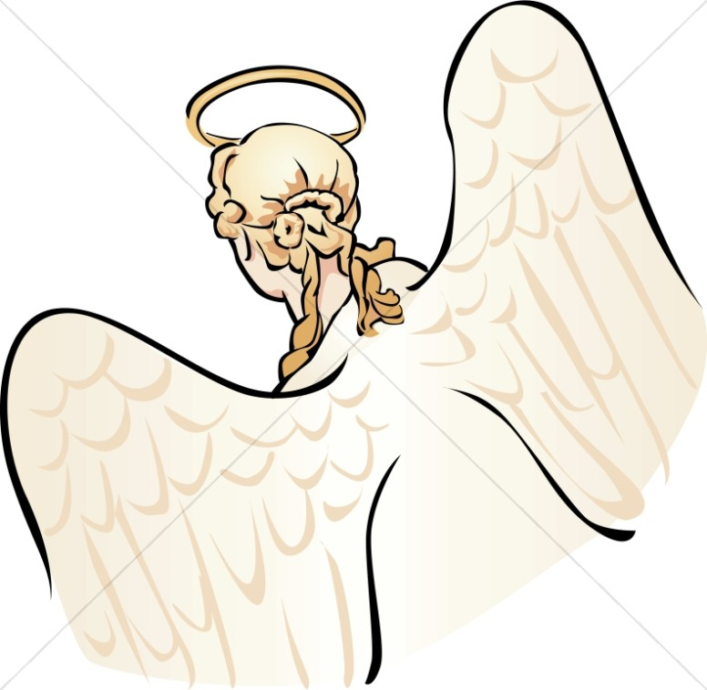 776x758 Angel Head Clipart Angel Clipart