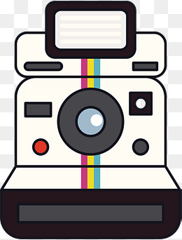 260x342 Polaroid Camera Png, Vectors, Psd, And Icons For Free Download