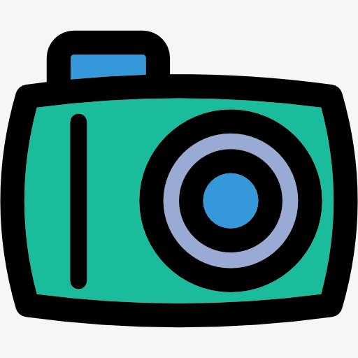 512x512 Camera, Cartoon, Video Camera Png And Psd File For Free Download