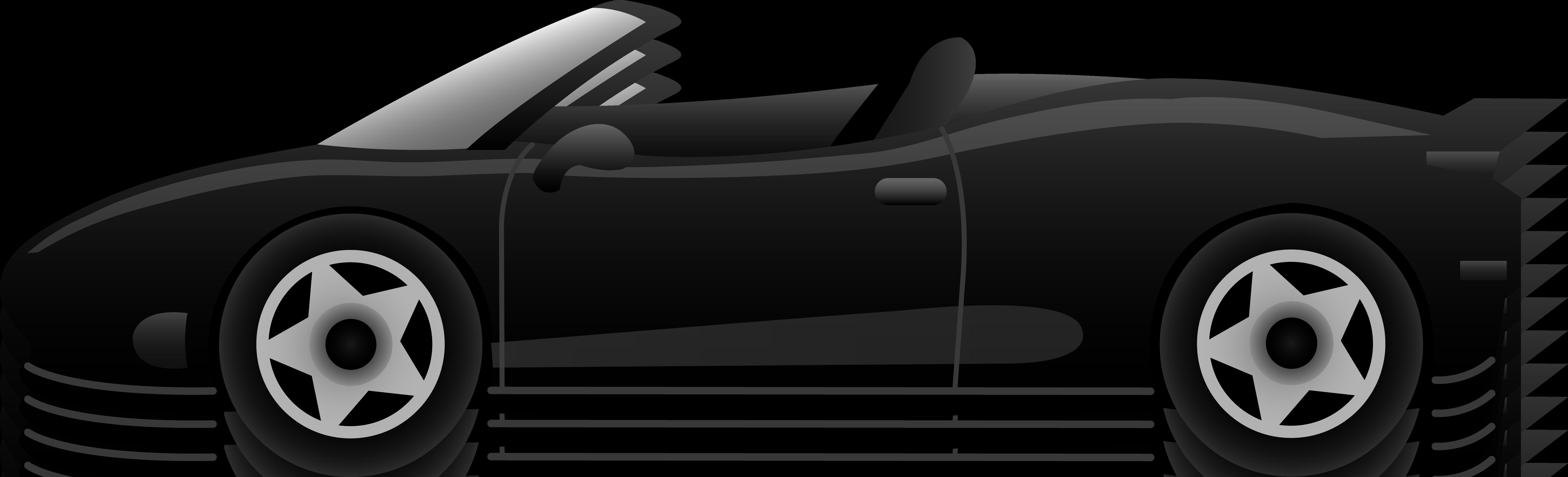 7863x2391 Cartoon Sports Car