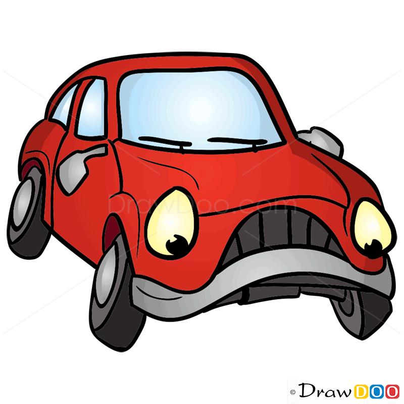 800x800 How To Draw Gloomy Car, Cartoon Cars