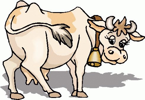 490x339 New Clipart Cow Cow Cow Cartoon Cows