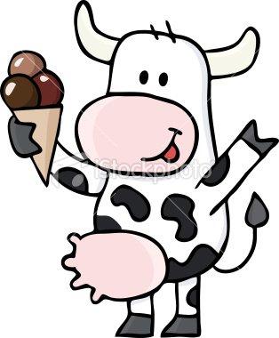 314x380 Awesome Cows Cartoon