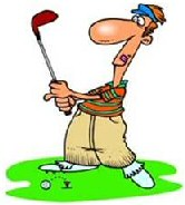 166x184 Funny Golf Cartoons And Golfing Trivia