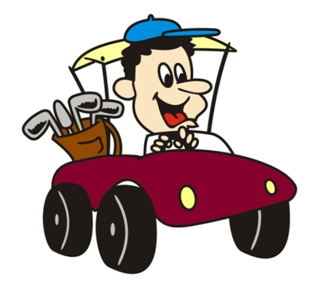1024x923 Golf Cartoons Cliparts
