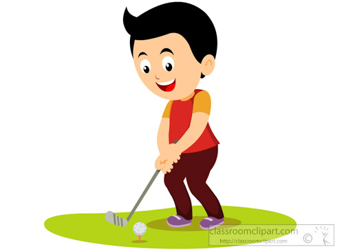 500x364 Player Golf Clipart, Explore Pictures