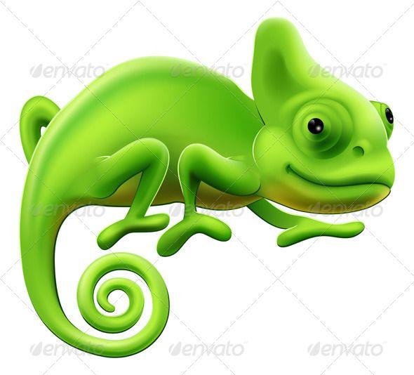 Pictures Of Cartoon Lizards