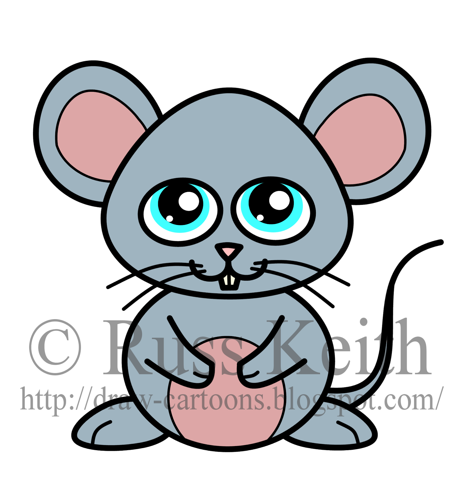 1538x1600 How To Draw Cartoons Mouse