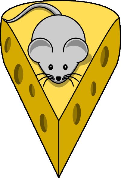 402x593 Simple Cartoon Mouse Clip Art
