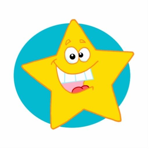 512x512 Clipart Cartoon Stars