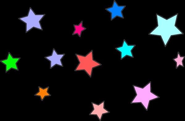 600x393 Cliparts Stars Online