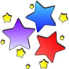 224x225 Stars Clipart Image