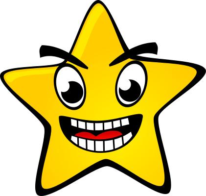 421x400 Star Angry