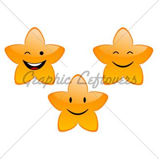 325x325 Cartoon Stars Seamless Gl Stock Images