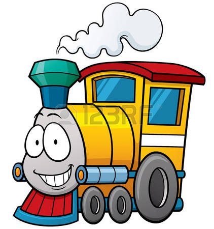 422x450 Cartoon Trains Collection