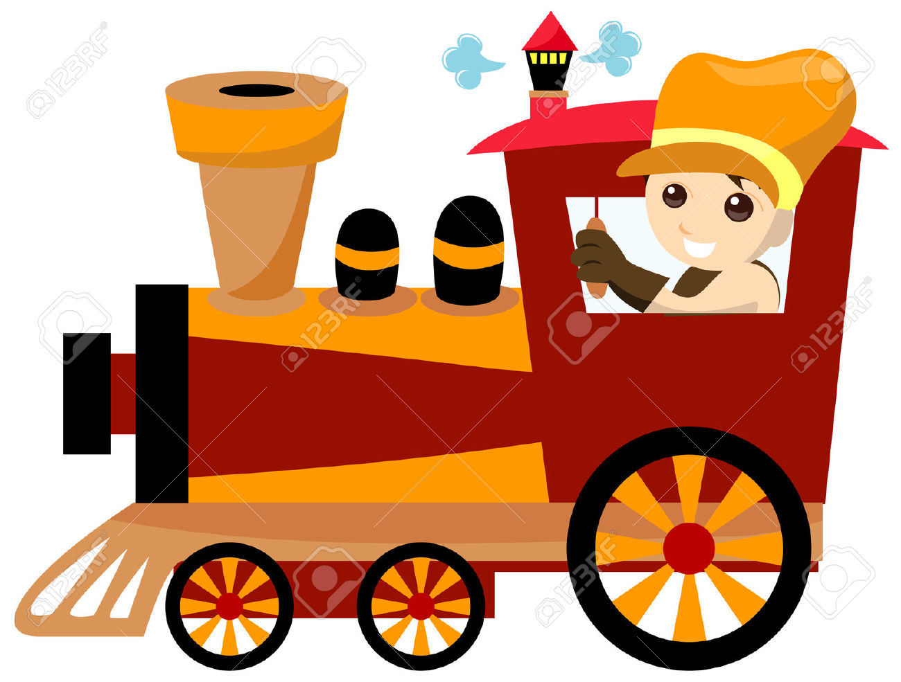1300x985 Engine Clipart Toy Train