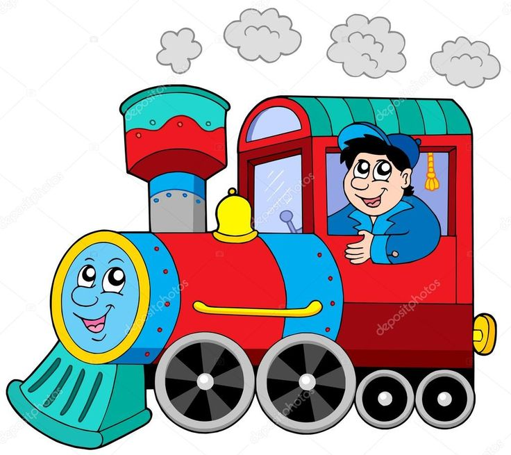 736x655 40 Best Cartoon Trains Images Pictures, Cars