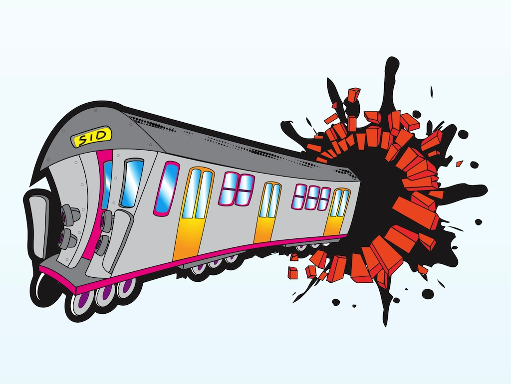 1024x770 Train Cartoon Pictures