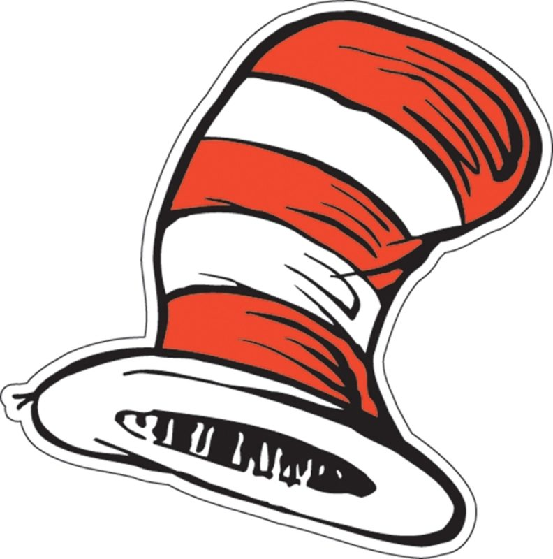 Cat In The Hat Clipart: Free Download Best Pictures