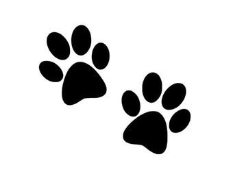 340x270 Cat Paw Print Etsy