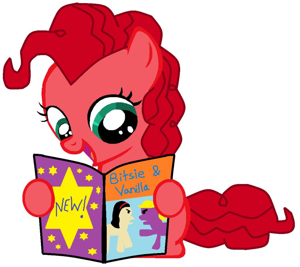 1024x911 Cherry Pie Reading Bitsie And Vanilla By Freshlybaked2014