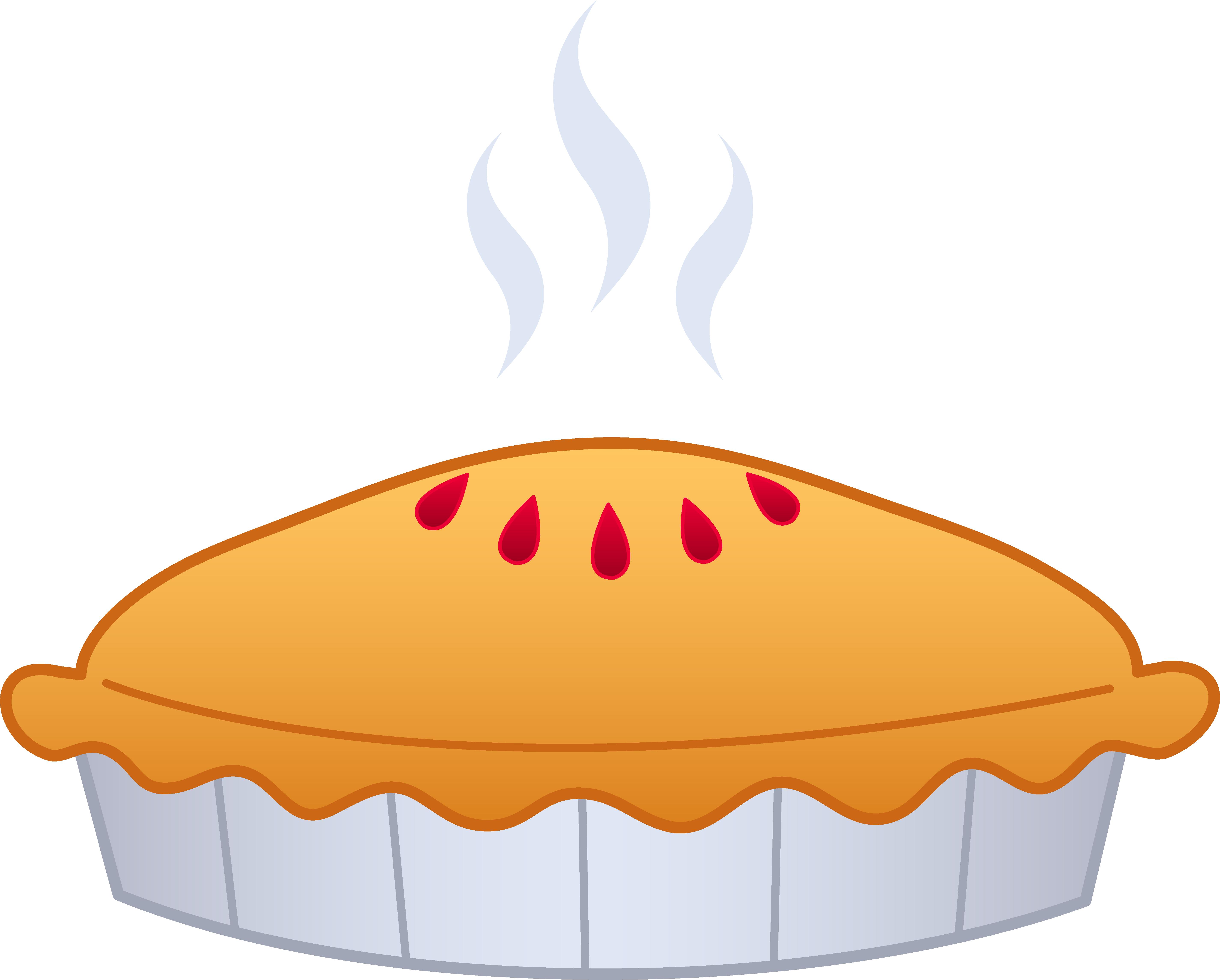 5700x4579 Drawn Pie Cherry Pie
