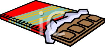350x158 Candy Clipart Dark Chocolate