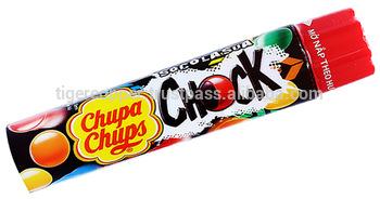 350x184 Chock Milk Chocolate Candy Tube 16g