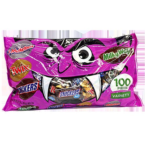 500x500 Mars Chocolate Favorites Candy Bar Assortment