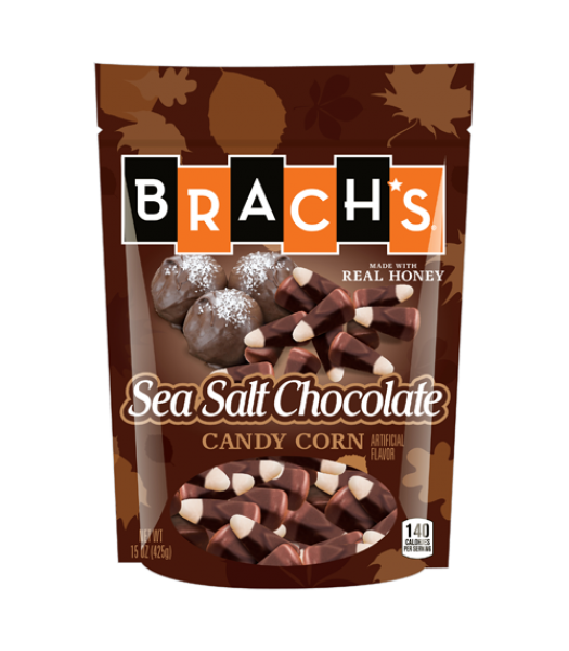 525x600 Brach's Sea Salt Chocolate Candy Corn 15oz (425g)