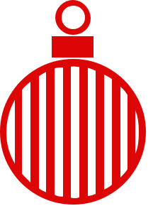 216x290 Free Christmas Ornaments Clipart