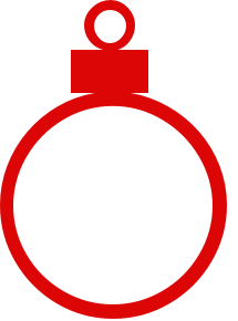 215x290 Free Christmas Ornaments Clipart