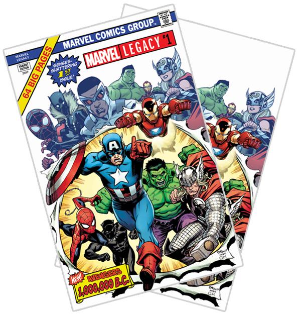 600x627 Comic Books Marvel Legacy