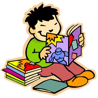 325x325 Comic Clipart Cartoon Book