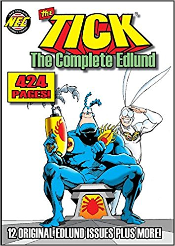 355x499 The Tick The Complete Edlund New Edition! (The Tick The Complete