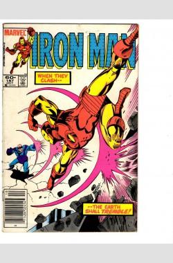 250x380 5 Iron Man Marvel Comic Books