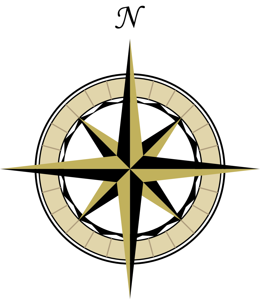 999x1169 Compass Rose Images
