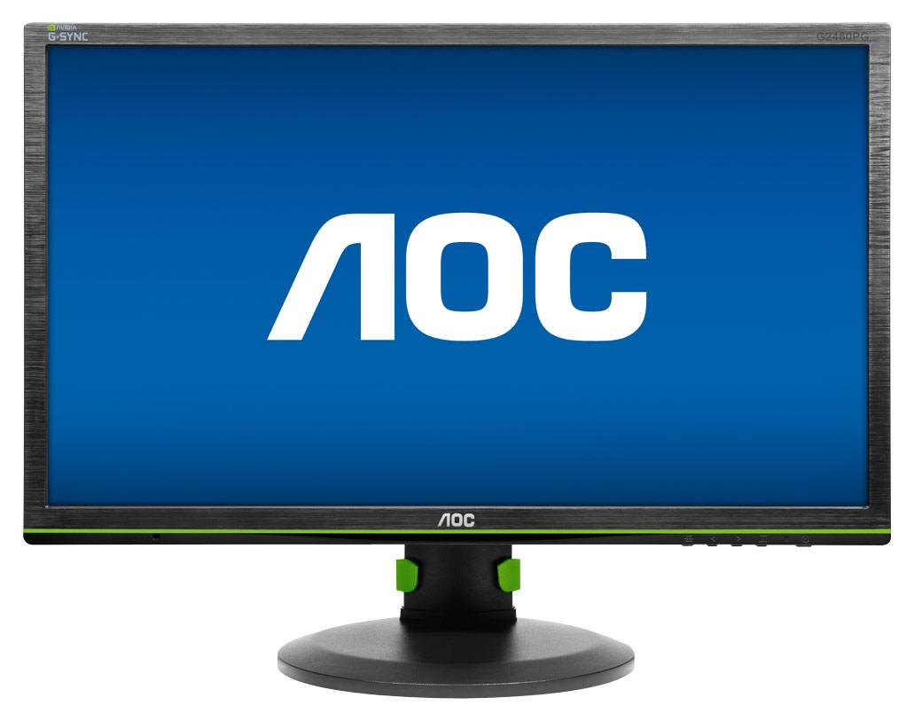 1031x813 Aoc G Sync 24 Led Gaming Monitor Black G2460pg