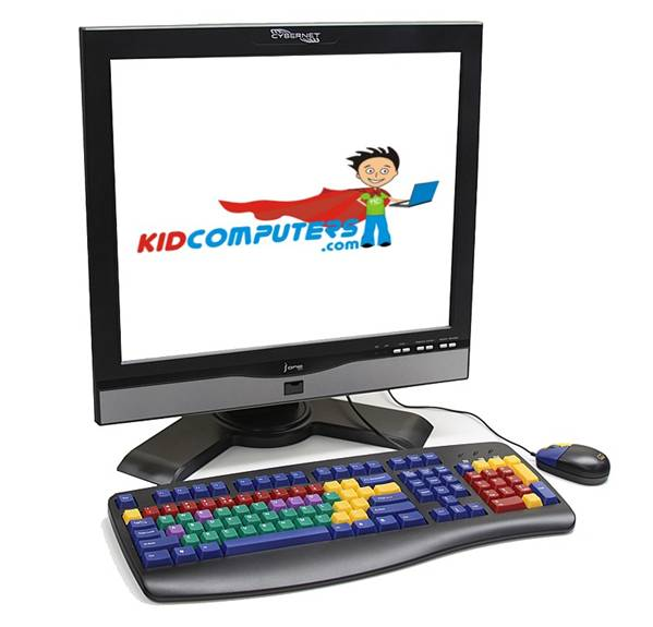 599x575 Kid Computers Launch The Kids Cybernet Station