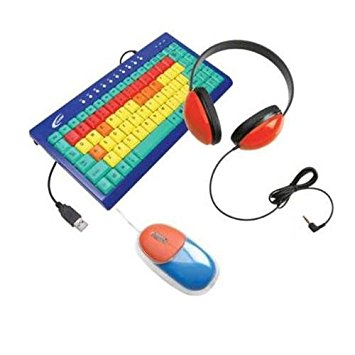 355x355 Califone Computer Package For Kids Computers
